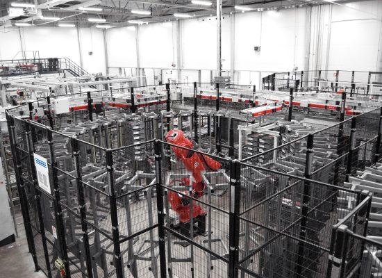 ogrodzenia przemysłowe TROAX